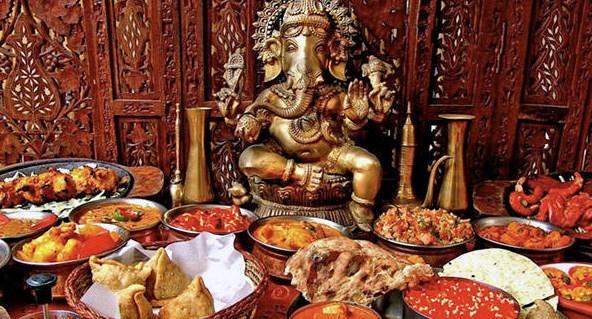 индийского питания