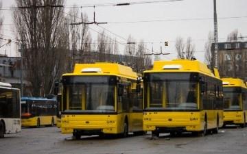 тролейбусы хмельницка