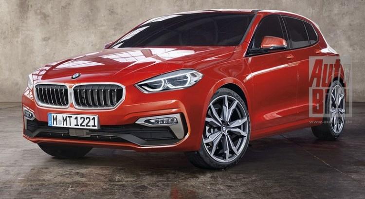 Новый BMW 1 серии получит передний привод