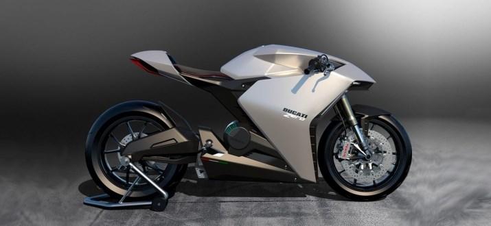 Ducati подтвердила грядущий выход электрического мотоцикла