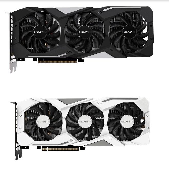 GeForce RTX 2060 Gaming OC Pro и RTX 2060 Gaming OC White Pro