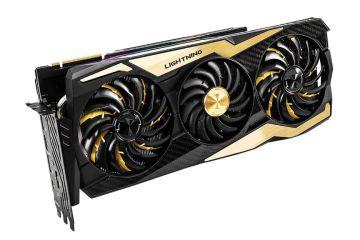 MSI GeForce RTX 2080 Ti Lightning представлена официально - видеокарта заинтересует оверклокеров