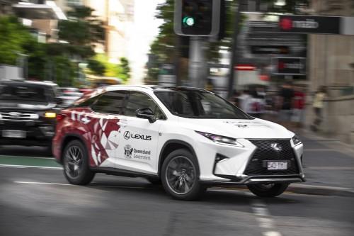 Технологии Lexus сведут вероятность дтп к нулю