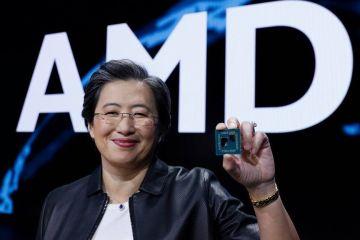 AMD с каждым годом фиксирует все более сильные позиции на рынке процессоров