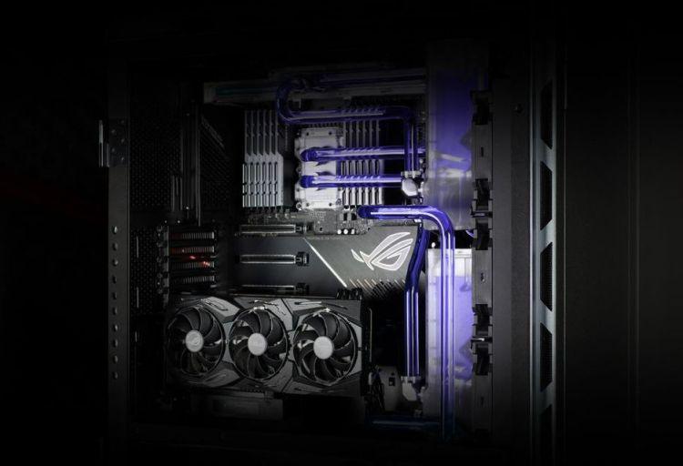 ASUS ROG Dominus Extreme - мощная материнка под Xeon В-3175X, уже официально представлена