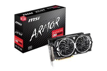 MSI наконец представила видеокарту Radeon RX 590