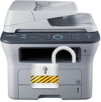Лазерные принтеры перепрошивка