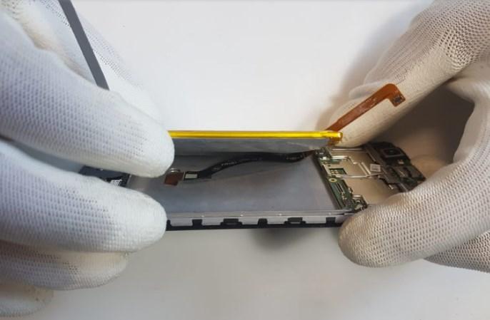 Поднятие аккумулятора в телефоне Huawei P Smart