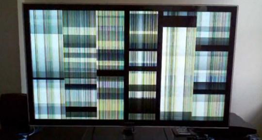 Когда требуется ремонт телевизора LCD