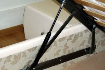 Газовый подъемник для мебели конструкция