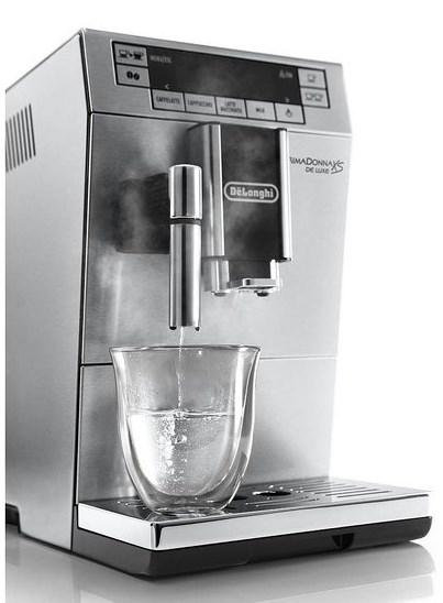 Кофеварка Delonghi ETAM 36.365 M de Luxe