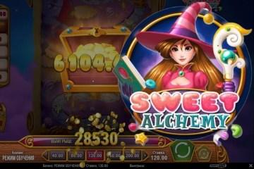 Игровой Автомат Sweet Alchemy Фото2