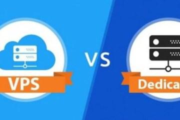 Как выбирать между выделенным сервером и VPS