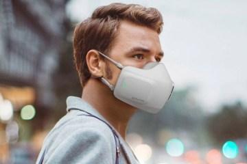 Наконец-то создана дыхательная маска.