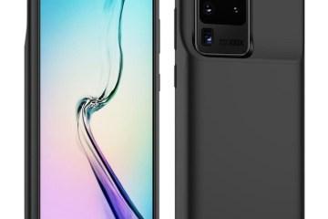 Чехол аккумулятор для Samsung S20