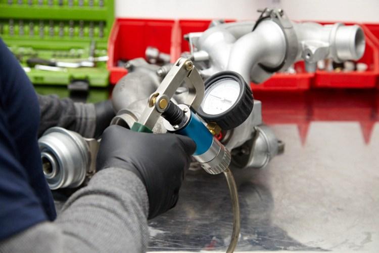 Особенности проведения ремонта турбокомпрессоров