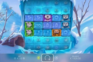 игровой автомат Ice, Ice Yeti от казино Джокер Вин