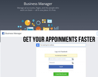 Set Up Appointments On Your Facebook Page