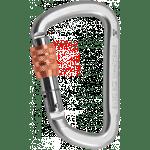 Rock Empire – Steel Carabiner D KL-S