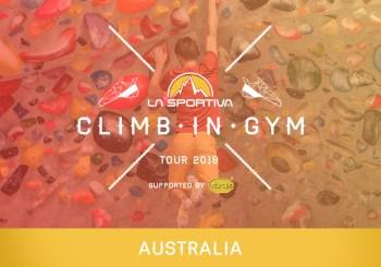 Climb-in-Gym Tour 2019
