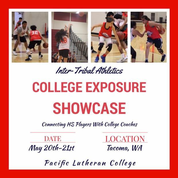 college exposure showcase PLU