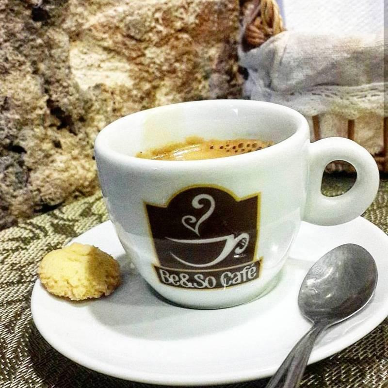 be&so café