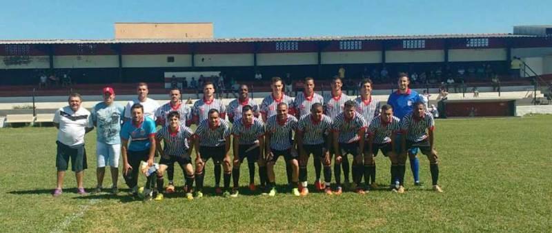 A equipe do Brodowski Futebol Clube ainda não tinha perdido na competição