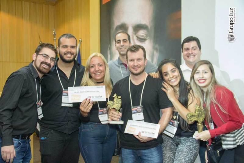 Fest'in 2017 premia universitários da região de Ribeirão Preto