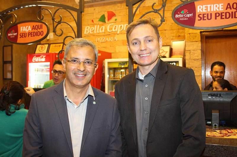 Primeira drive thru de pizza foi inaugurada em Ribeirão Preto