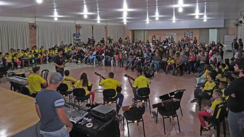Grande público se fez presente ao evento
