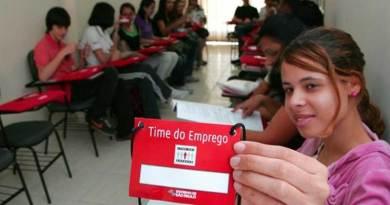Time do Emprego estão com inscrições abertas em Sertãozinho