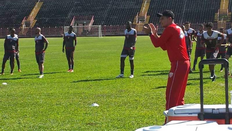 Gabriel Bonavena - mogi mirim futebol