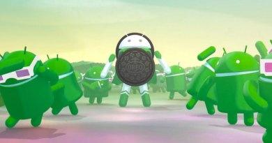 Novo sistema Android O(reo) - OREO 8.0