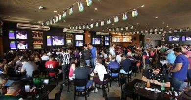 Clássico São Paulo x Corinthians