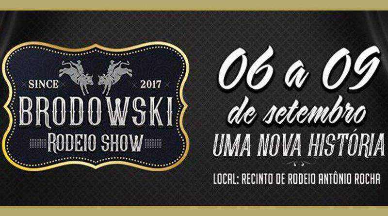 Brodowski Rodeio Show recebe etapa da Liga Nacional de Rodeio