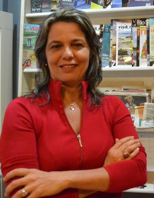 A Oficina será ministrada pela jornalista Eleida de Góis, que atuou em diversas emissoras de televisão