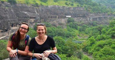 Índia: Aurangabad - conhecendo as Covas de Ajanta e Ellora