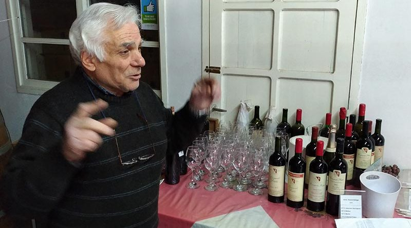 Mendoza: Carmelo Patti