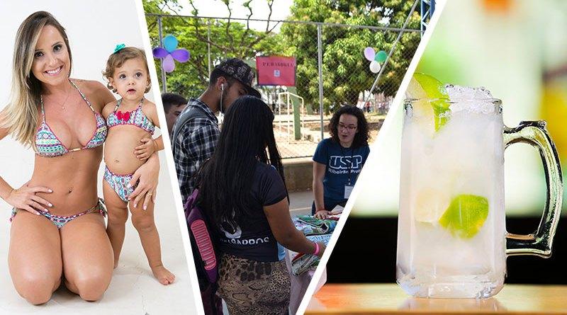 Garden Music Drops, Madero, Projete, ACIRP, Nadadores, Prêmio Estácio de Jornalismo e Mamãe de Biquíni