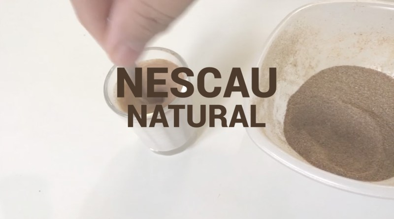 Nescau Natural