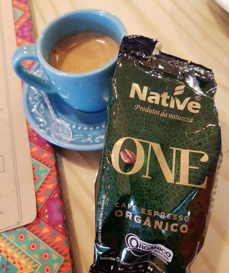 café native orgânico nespresso - in natura restaurante - independencia center - ribeirão preto