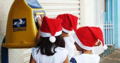 Campanha 'Papai Noel dos Correios' espera pelo aumento de padrinhos nesse ano