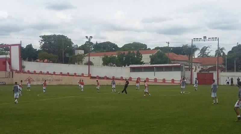 Equipe Sub-20 do Comercial se prepara para a Copa São Paulo de Juniores