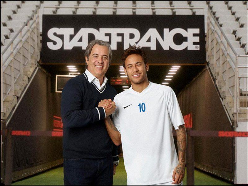Contratação de Neymar Jr. coroa ano excepcional do McDonald's