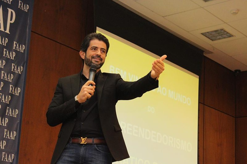 Encontro com empresário Felipe Torres reúne 140 participantes