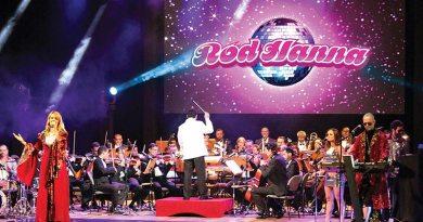 APAE Ribeirão Preto lança DVD com apresentação de Rod Hanna ao lado da Orquestra Sinfônica de Ribeirão Preto