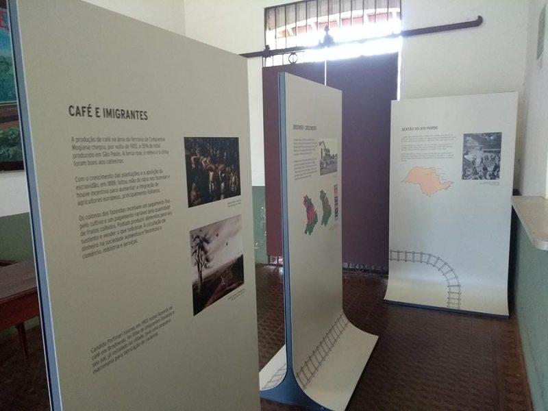 Museu Casa de Portinari promove exposição na Antiga Estação Ferroviária