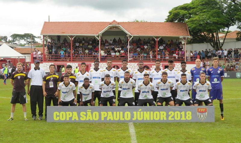 Time do Rio Branco (SP) foi desclassificado, nos pênaltis contra o Cruzeiro na 2ª fase da competição