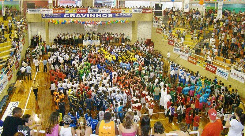 Cravinhos será sede dos Jogos Regionais dos Idosos