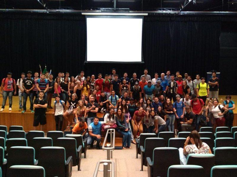 Jornada da Estácio reúne profissionais e alunos de Educação Física